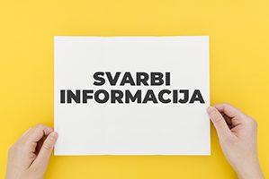 svarbi-informacija